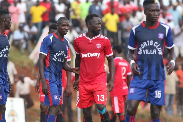 Express, SC Villa played out to a dull 1-1 draw on Thursday