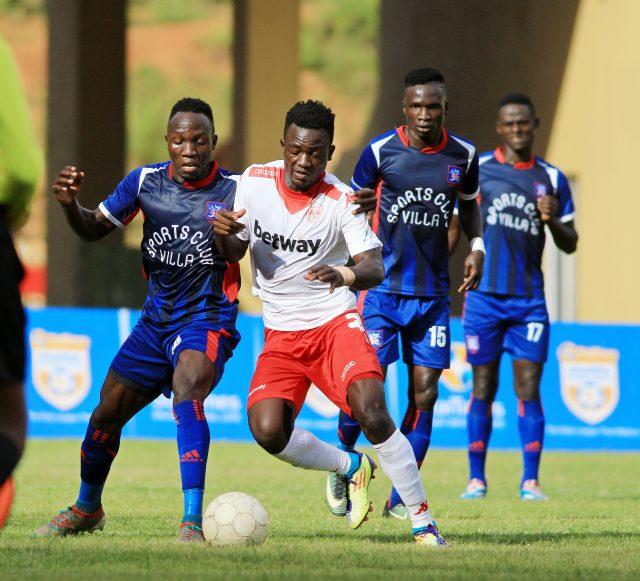 SC Villa beat Express 2-0 at Namboole in first round under sacked coach Kefa Kisala