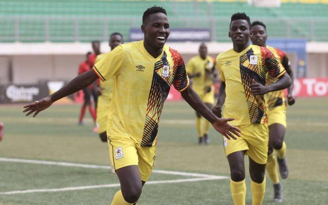 AFCON U20: Uganda Hippos Revved Up Ahead Of Quarter Final Clash With Burkina Faso