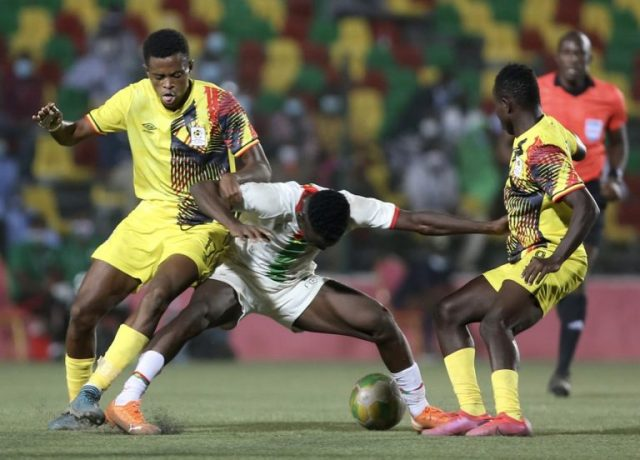 AFCON U20: Uganda Through To Semis After Beating Burkina Faso