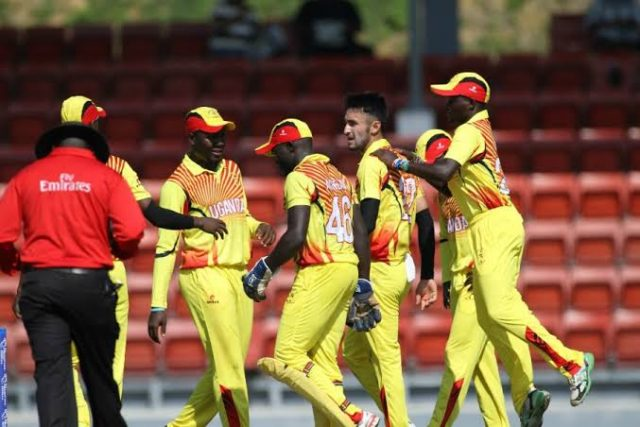 Cricket Cranes Schedule For Namibia Tour Released