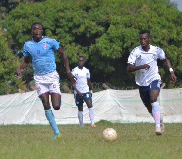 UPL: Police FC Revved Up Ahead Of URA FC Visit