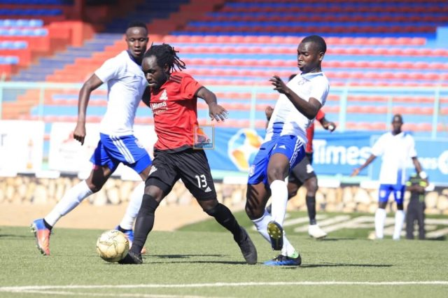 UPL: Vipers Return To Summit After Win Over Villa