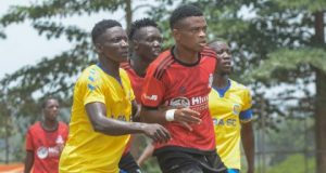 URA Beats Vipers To Go Top Of UPL Table