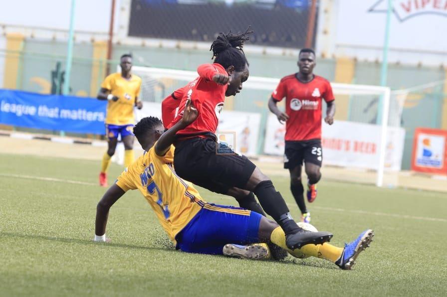 Vipers, URA register vital victories as Villa tames Bright Stars