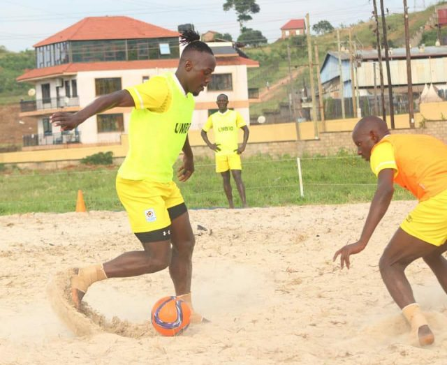 Sand Cranes Seal AFCON Spot After Ghana Withdraws