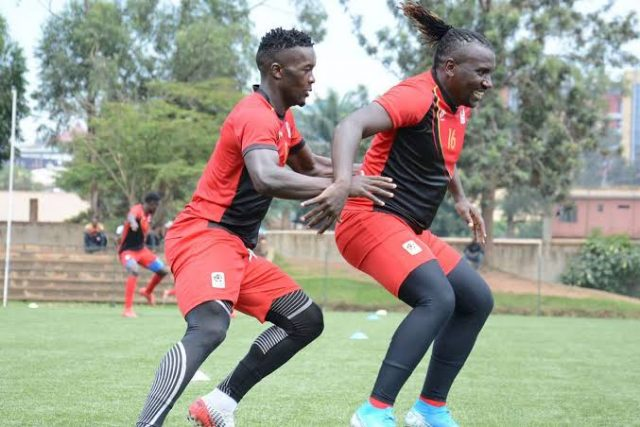 Khalid Aucho dismissed from Cranes camp for misconduct