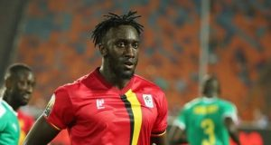 Bevis Mugabi ruled out of Cranes AFCON qualifiers