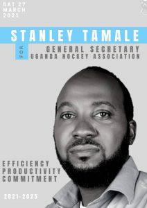 Uganda hockey association elections -Tamale pledges to commit to hockey