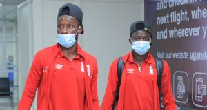 Uganda Cranes Leave For Malawi Ahead Of Final AFCON Qualifier