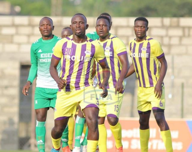 Proline, Maroons in action as FUFA Big League continues on Sunday