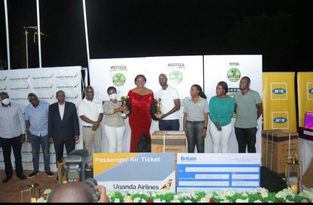 Kamusiime, Muhangi Win Big At Lady Captain's Prize Golf Tournament