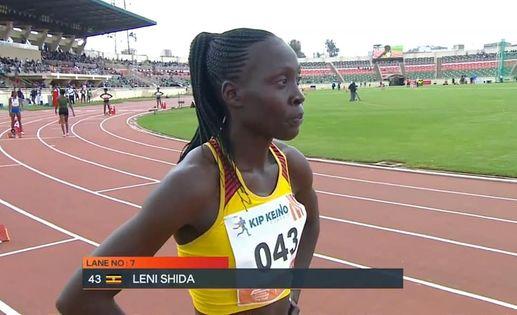 Shida Leni Reveals Tokyo Olympics Intentions