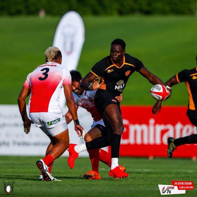 Emirates Invitational 7s: Uganda To Face Kenya, Spain & Canada Today