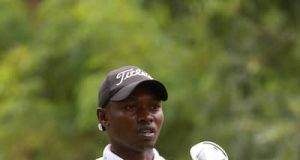 Ivory Coast Golf Open: Bagalana ties for 16th in third round