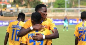 Uganda Cup Round of 32 - KCCA, Arua Hill, Paidha take first leg advantage in Uganda Cup