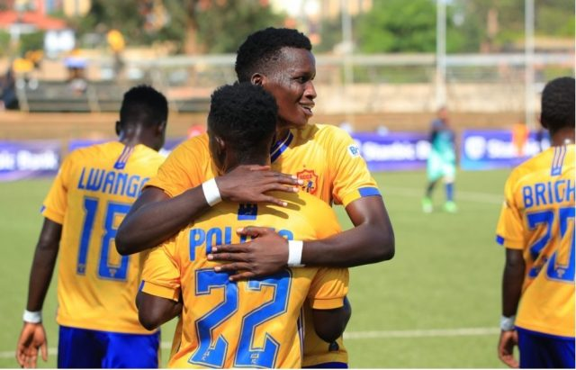 Uganda Cup Round of 32 - KCCA, Arua Hill, Paidha take first leg advantage in Uganda Cup