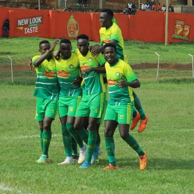 BUL FC beat Black Power again to storm Uganda Cup last 16