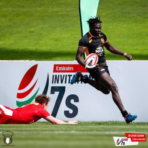 Emirates Invitational 7s: Uganda Falls To Kenya, Spain and Canada