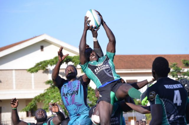 Kobs Beat Heathens To Increase Rugby Premier League Title Credentials