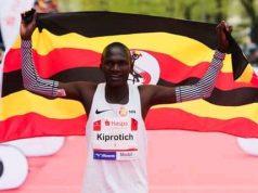 Kiprotich Leads Team Uganda For Hamburg Marathon