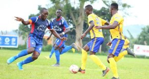 KCCA, Villa renew acquaintance at Lugogo
