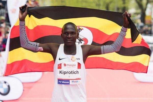 Kiprotich misses out on Tokyo Olympics qualification