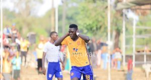 Charles Lwanga strikes Late to see KCCA past Villa at Lugogo