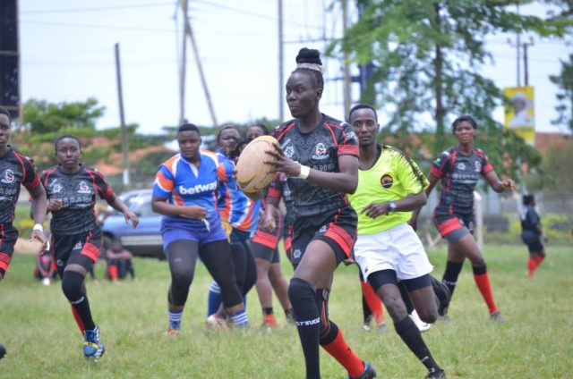 Women's Regional 10s: Mbale Eagles, Black Pearls triumph in first circuits