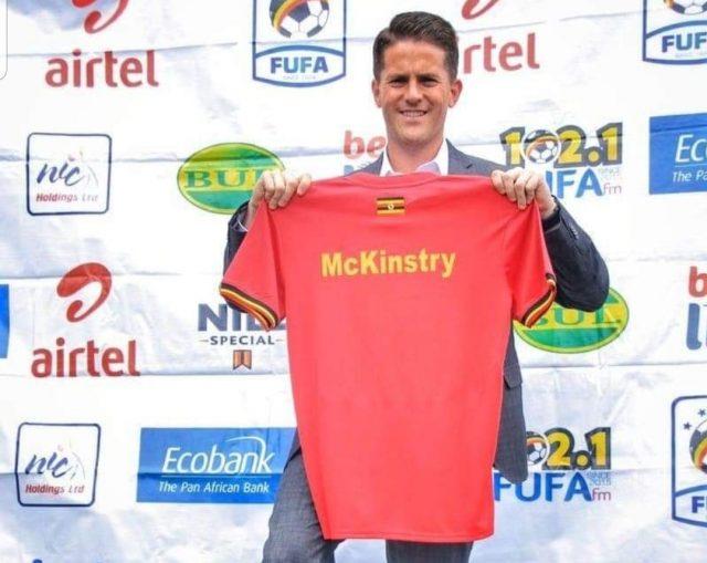 Johnathan McKinstry bids farewell to Cranes