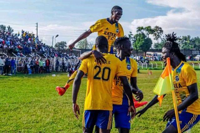 Big League: Lusimbula strikes as Kataka FC compounds Maroons misery