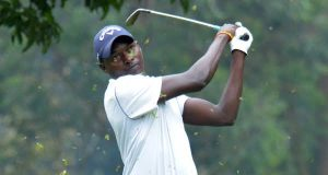 Abbey Bagalana emerges best East African player at Ivory Coast Golf Open