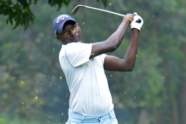 Ivory Coast Golf Open: Uganda's Bagalana ties for 17th with 4 others in opening round