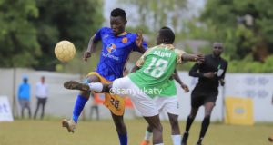 KCCA FC strike late at Onduparaka to reclaim fourth spot