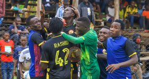 Big League: Arua Hill complete first round on summit after win over Paidha