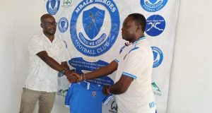Hassan Kheri takes over at Mbale Heroes FC