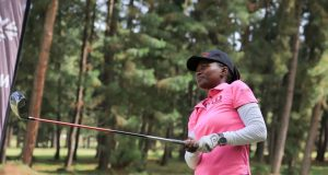 Irene Nakalembe humbled to be honored with a golf tournament
