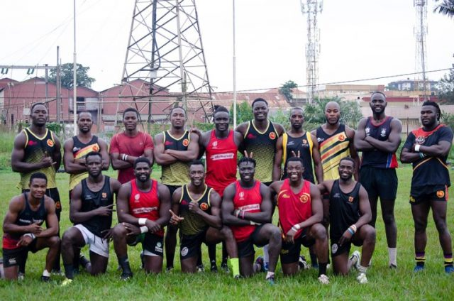 Uganda Rugby Cranes 7s gear up for Solidarity Camp