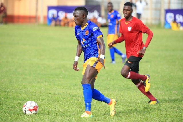 KCCA, Police out to confirm spot in last 8