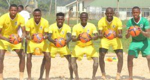 Uganda Sand Cranes Provisional Squad for AFCON Beach Soccer 2021 named