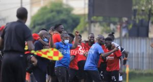 Vipers beat KCCA to maintain UPL title charge