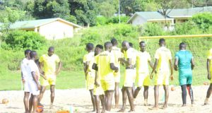 Sand Cranes enter residential camp ahead of AFCON finals