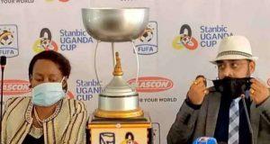 Uganda Cup Quarter Final draws slated for Tuesday