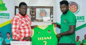 KIU Titans' 'prodigal son' Samuel Agutu found love in Basketball