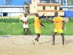 2021 AFCON Beach Soccer: Uganda Sand Cranes squad named