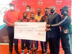Uganda's Olympics team receives Absa Bank funding