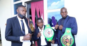 charity boxing event
