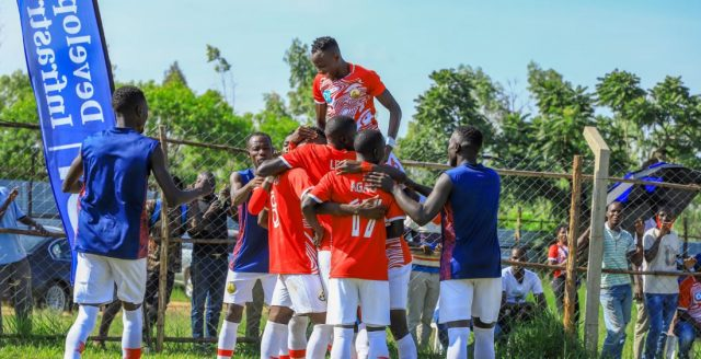 Big League: Arua Hill maintain unbeaten run with win against Mbale heroes
