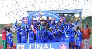 Lady Doves overcome UCU to win maiden Women Super League title