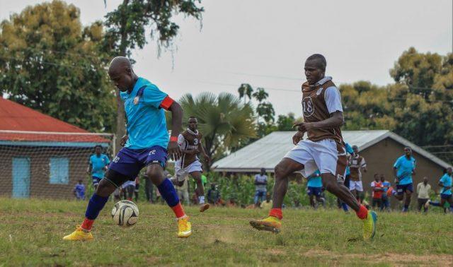 Big League: Okhuti returns for Arua Hill's clash with Calvary FC